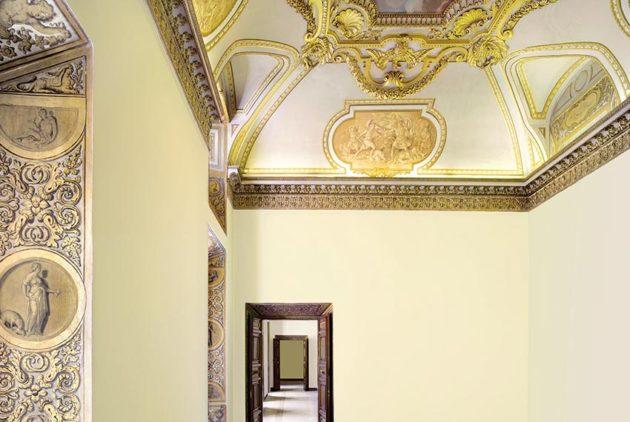 Galleria del Cembalo - Fotografia di Massimo Siragusa