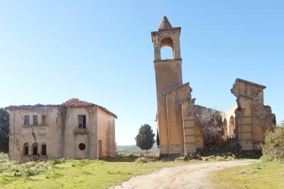 Veduta, Borgo Giuliano (Sicilia)